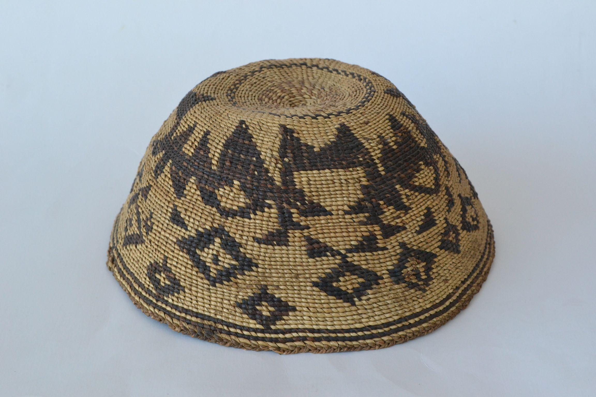 vintage native american baskets klamath modoc tribe
