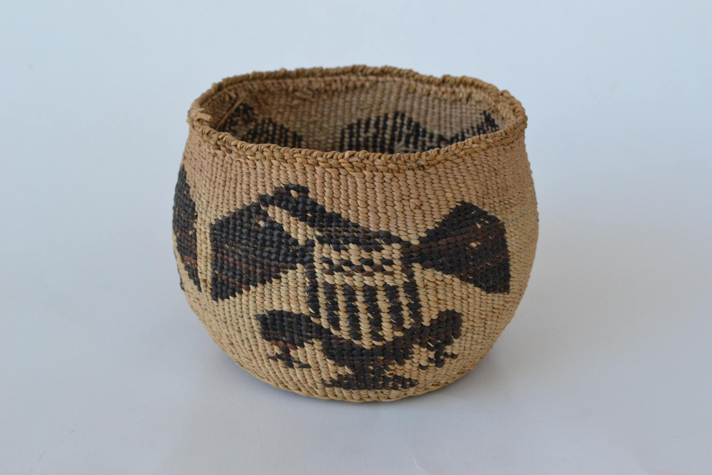 small indian baskets for sale woven bird basket