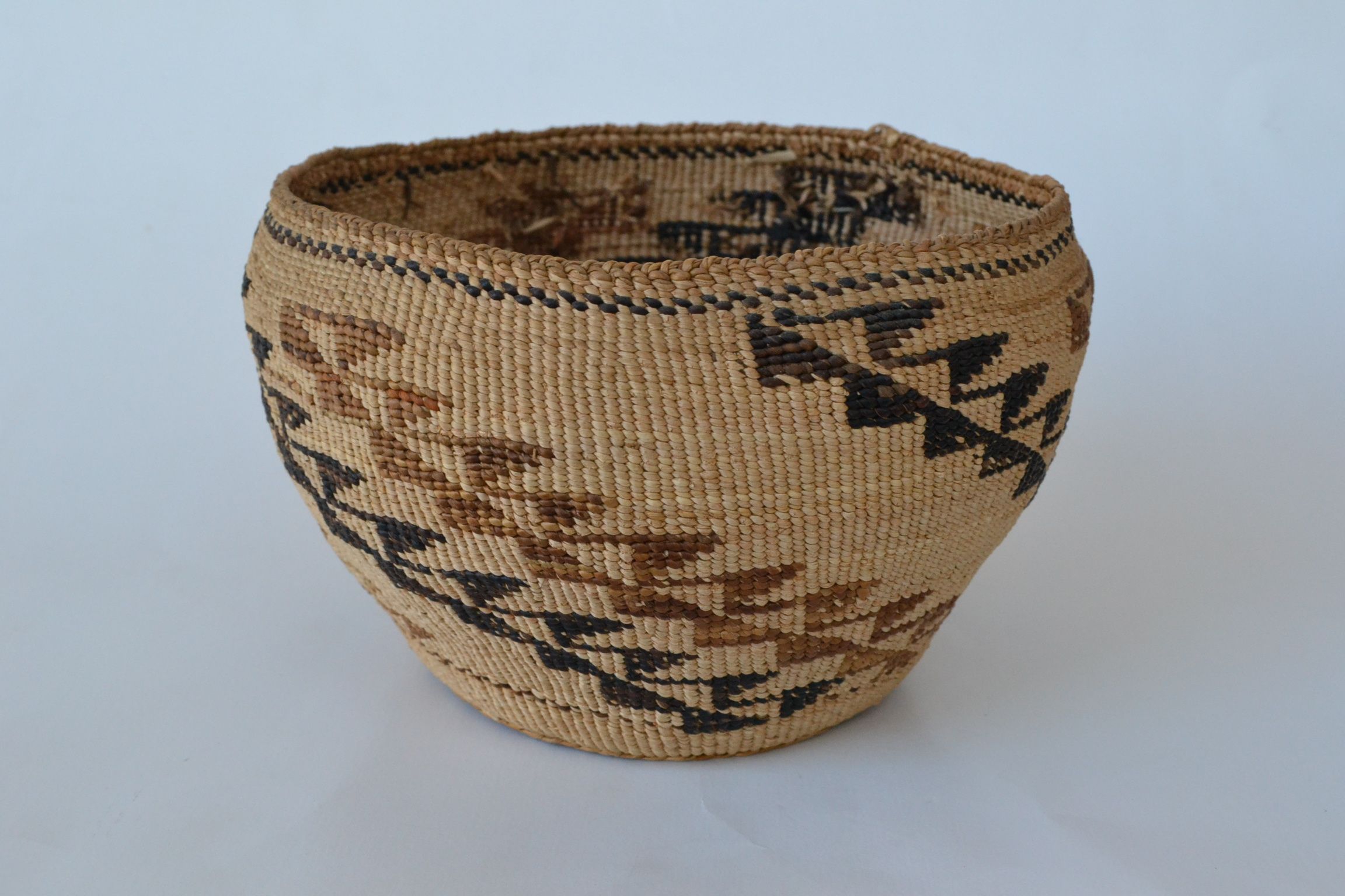 Native american basket weaving designs : Image from http redmesagallery wp content uploads