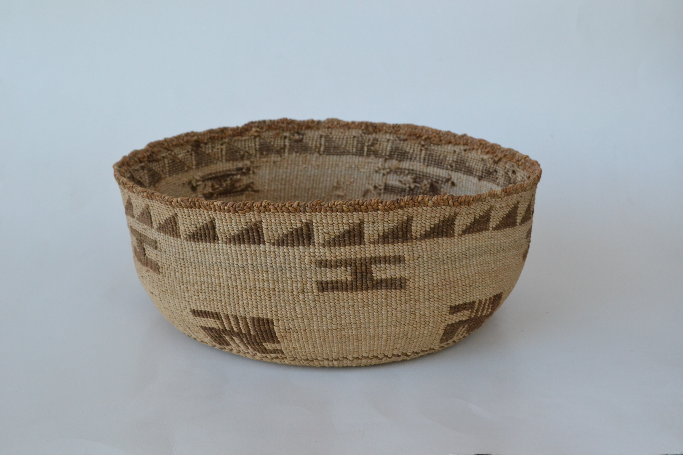 american indian baskets klamath modoc weave basket