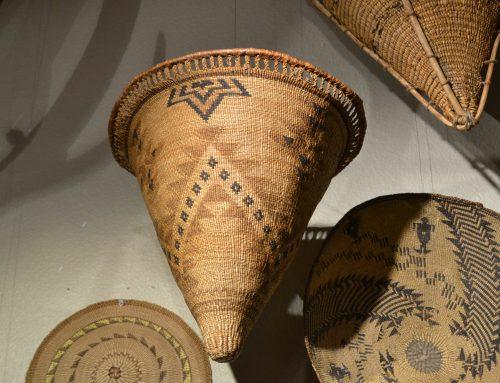 Klamath / Modoc Burden Basket Bew#826