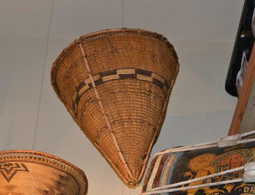 Klamath / Modoc Burden Basket Bew#827