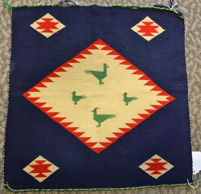 native american rugs and blankets navajo germantown chicken rug