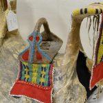native american saddle for sale indian beadwork saddle