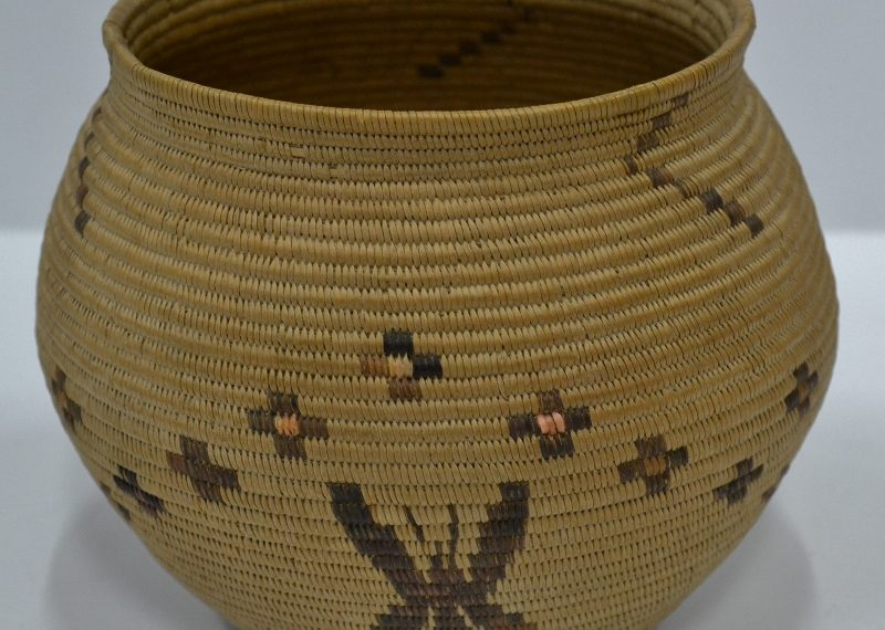 genuine native american baskets for sale indian woven butterfly basket
