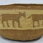 california native american baskets indian woven elephant baskets