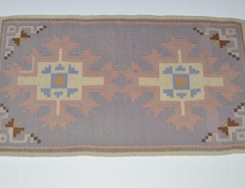 Navajo Woven Small Rug Bew#734