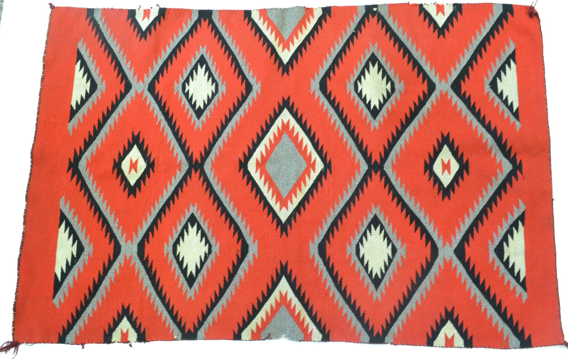 1880 To 1900 Navajo Germantown Blankets Red Mesa Gallery