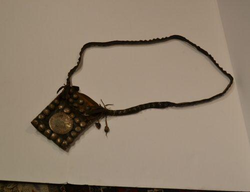 Navajo Crossbody Bag circa 1920's Bew#713