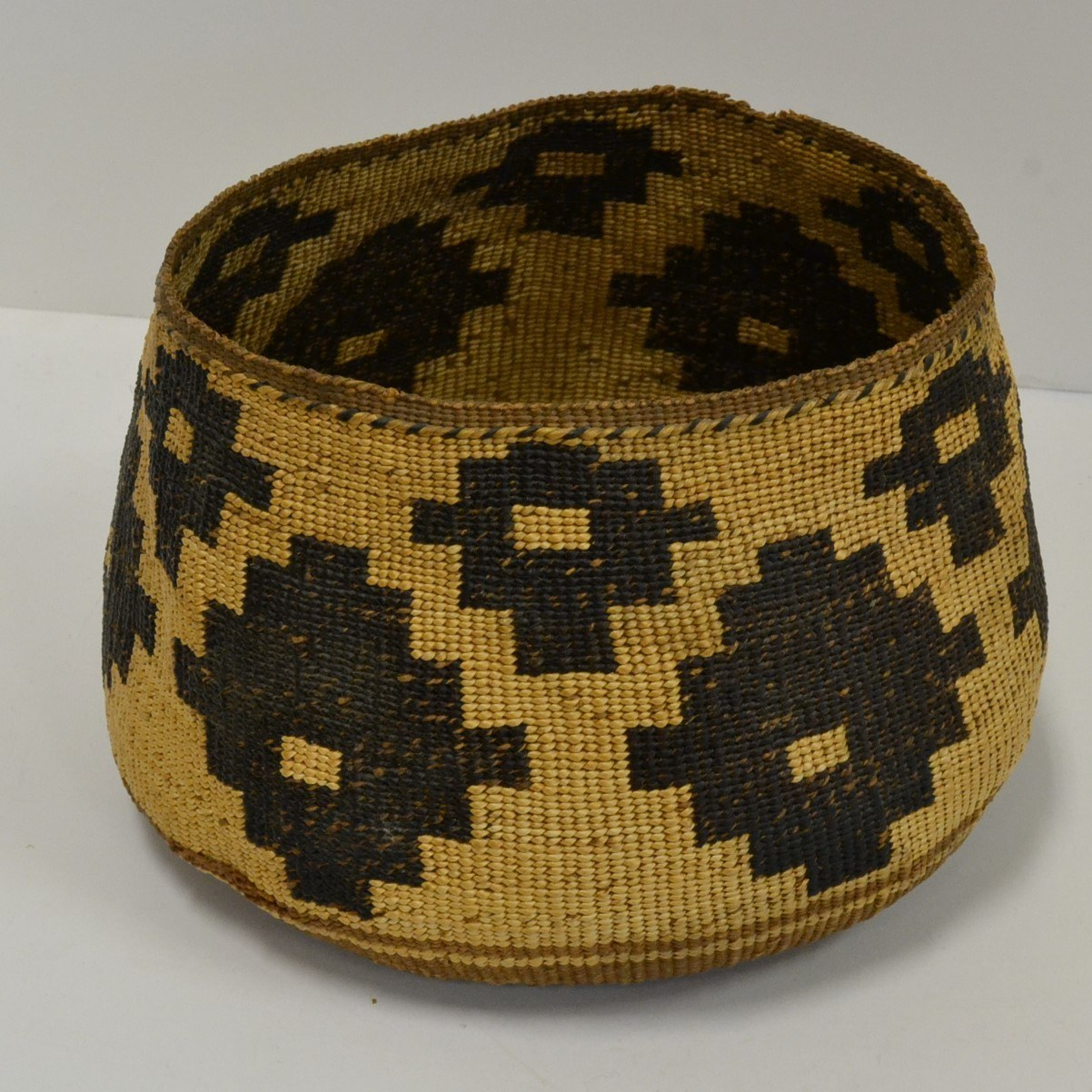 native american baskets for sale wintu pit river hat creek woven basket