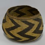 american indian baskets wintu pit river hat creek woven basket