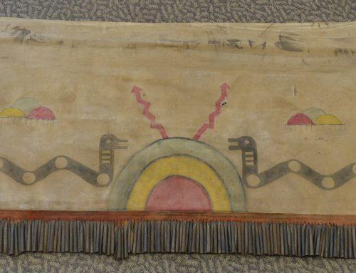 Native American Pueblo/Zia Dance Kilt Circa 1900-1940 Bew#871