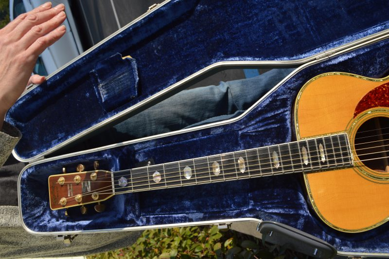 merle haggard leona williams guitar 1977 martin guitar 00-45 390882