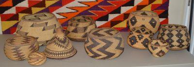 native american baskets wintu hat creek pit river