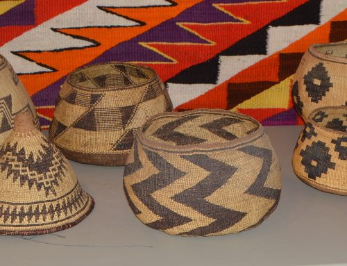 Group of Wintu/Hat Creek/Pit River North Central California Baskets