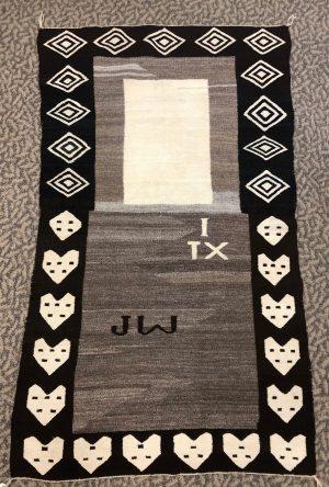 native american saddle blanket rug indian navajo