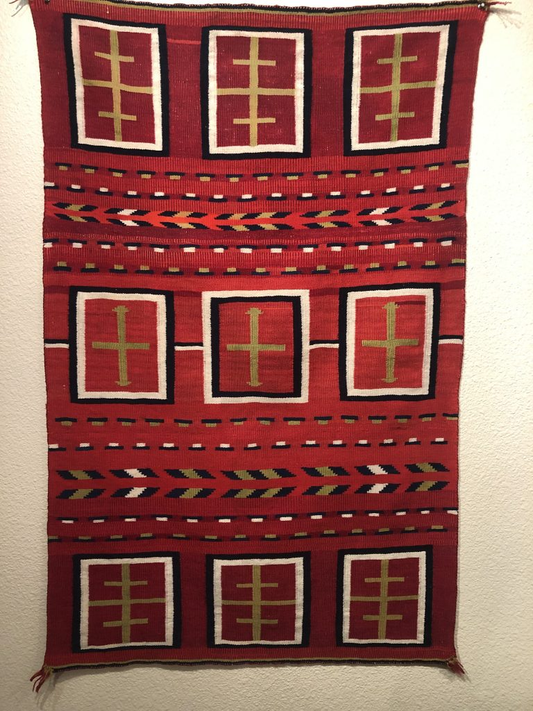 Bayetta childs blanket native american Indian Rugs for Sale