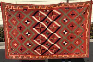 Native American blanket for sale coming soon!