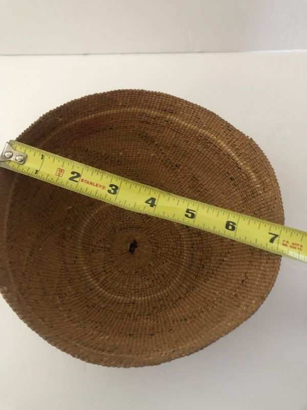 """A Circa 1920s - 1930s Native American Hat in Excellent Condition 7 1/8"""""""
