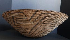 Large Pima Basket Circa 1900-1920