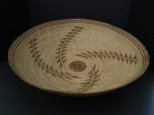 Hupa/Karuk Klamath River Basket