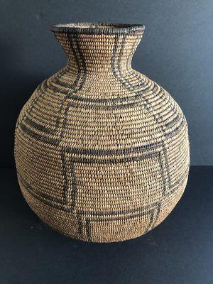 Large Apache Olla Basket