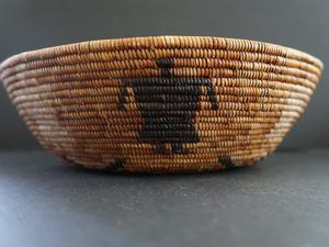 Mission Basket with Figures