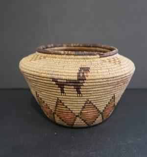 Panamint Olla Pictorial Basket